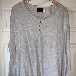 BDG (from urban outfitters) long sleeve henley